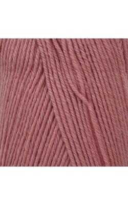 """Пряжа """"Афродита"""" 100гр. 250м, 50% шерсть, 50% акрил (11 розовый)"""