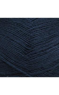 "Пряжа Камтекс ""Шалунья лайт"" 100гр. 600м. (55%шерсть, 45%акрил) (173 синий)"